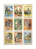 L'Idee de Corentin Giclee Print by  French School