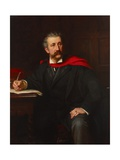 Dr Handfield Jones, 1901 Giclee Print by James Doyle Penrose