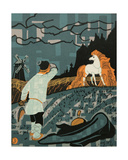 The Little Hump-Backed Horse, 1973 Giclee Print by Evgenia Endrikson