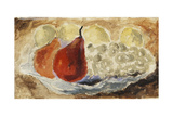 Shell, Dish and Fruit, c.1922 Giclee Print by Christopher Wood