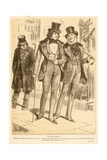 The Spendthrift Giclee Print by Frederick Barnard