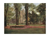 Newstead Abbey Giclee Print by Francis S. Walker