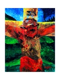 Crucifixion- it Is Finished, 2009 Giclee Print by Patricia Brintle