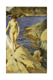 Nudes; Nakt, 1902 Giclee Print by Anders Leonard Zorn