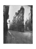 Rue de Seine and Rue de l'Echaude, Paris, c.1900 Photographic Print by Eugene Atget