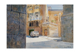 The Walls of Birgu, 2011 Giclee Print by Lucy Willis