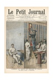 How Prisoners are Treated in France Giclee Print by  French School