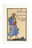 The French Colonials, their History and Achievements, 1917 Giclee Print by Claud Lovat Fraser