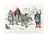 Gallic Home Giclee Print by  French School