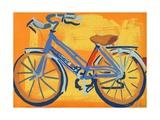 Bike, 2012 Giclee Print by Sarah Gillard