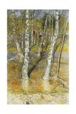 Springflood, 1902 Reproduction procédé giclée par Carl Larsson