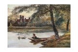 Bisham Abbey Giclee Print by Francis S. Walker