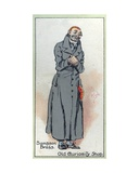 Sampson Brass, from 'The Old Curiosity Shop' by Charles Dickens, 1923 Giclee Print by Joseph Clayton Clarke
