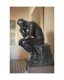 The Thinker, 1901 Giclee Print by Auguste Rodin