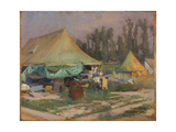 Bourbourg 1915 Giclee Print by Victor Francois Tardieu