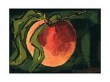 Peach, 2012 Giclee Print by Sarah Gillard