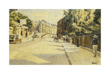 London Street, Bath, Looking Towards Walcot, c.1939 Giclee Print by Walter Richard Sickert