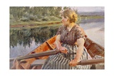 Midsummer Night, 1939 Giclee Print by Anders Leonard Zorn