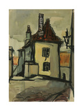 Old Riga, c.1960 Giclee Print by Nina Ivanovna Shirokova