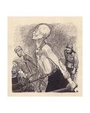 In the Concentration Camp, 1940s Giclee Print by Evgenia Endrikson