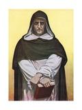 Giordano Bruno Giclee Print by Tancredi Scarpelli
