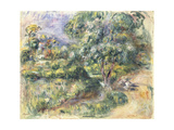 Beal; Le Beal, 1905 Giclee Print by Pierre-Auguste Renoir