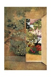 The Open Door, Villa Hvidore Giclee Print by Mima Nixon
