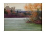 Eastnor Castle, 1900 Giclee Print by Edward Clifford