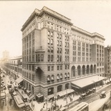 Market Street at 12th, 1912 Photographic Print by William Herman Rau