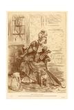 Miss Tabitha Monckton Giclee Print by Frederick Barnard