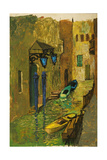 Venice, 1963 Giclee Print by Nina Ivanovna Shirokova