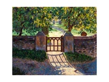 Church Gate, 2012 Giclee Print by Tilly Willis