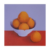 Hazel's Bowl, 2009 Giclee Print by Ann Brain