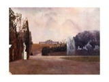 The Gloriette, Schonbrunn Giclee Print by Mima Nixon