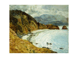 Ecola Beach, Oregon, 1904 Giclee Print by Childe Hassam