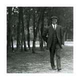 Wilbur Wright in France, 1909 Photographic Print