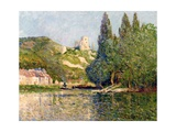 Chateau-Gaillard, Normany, 1903 Giclee Print by Maxime Emile Louis Maufra