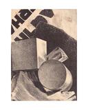 Composition, 1922 Giclee Print by Galina Konstantinovna Shubina