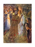 The Betrayal Giclee Print by William Henry Margetson