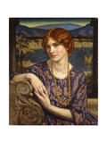 Fantasy, 1924 Giclee Print by Bernard Munns