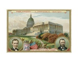 Washington, Parliament Giclee Print by  European School