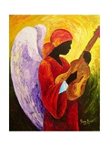 Gloria in Excelcis Deo, 2011 Giclee Print by Patricia Brintle