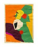 Abstract Composition, c.1960 Giclee Print by Nina Ivanovna Shirokova