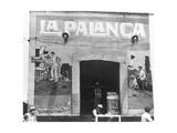 La Palanca (Pulqueria, Avenida Jesus Carranza), Mexico City, c.1927 Photographic Print by Tina Modotti