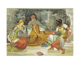 Othello Giclee Print by John Moyr Smith