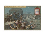 Geese of the Capitoline Hill Giclee Print by  European School