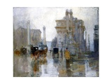 The Dewey Arch, c.1900 Giclee Print by Paul Cornoyer