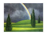 Rainbow, 2000 Giclee Print by Ann Brain