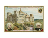 Berlin, Parliament Giclee Print by  European School
