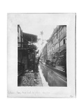 The Bievre, Passage Moret, Ruelle des Gobelins, Paris, May 1900 Giclee Print by Eugene Atget